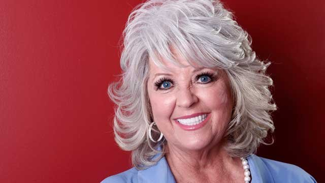 In this Tuesday, Jan. 17, 2012 photo, celebrity chef Paula Deen poses for a portrait in New York. (AP Photo/Carlo Allegri)