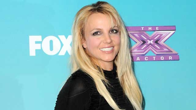 "This Nov. 5, 2012 file photo shows singer and celebrity judge Britney Spears at the ""X-Factor"" Finalists Party in Los Angeles. (Photo by Jordan Strauss/Invision/AP, file)"