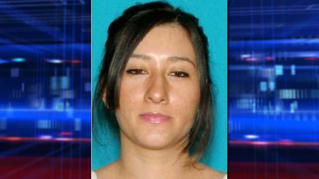 Police released a driver's license photo of the standoff suspect, Sara Jones. (LVMPD)