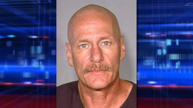 Richard Schlacta was charged in the Wednesday incident. (LVMPD)