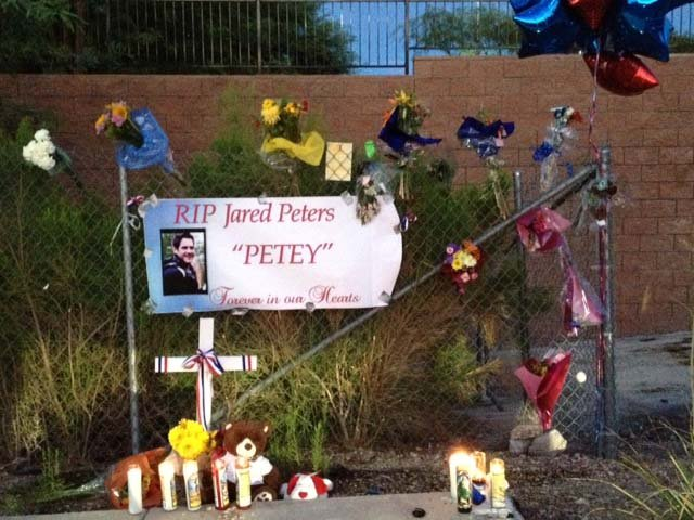 Jared Peters was 23 years old. (Elizabeth Watts/FOX5)