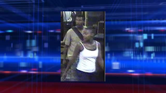 Surveillance still of the suspects. (LVMPD)