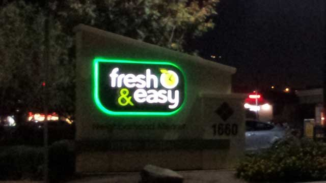 The fate of 20 southern Nevada Fresh & Easy locations were in limbo following its parent company's announced intention to leave the U.S. (FOX5)