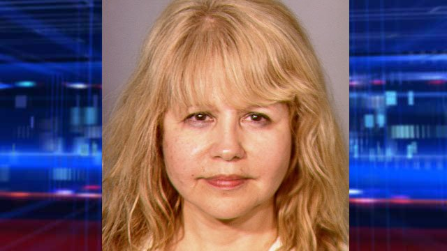 Actress, singer and Las Vegas resident Pia Zadora (Source: LVMPD)