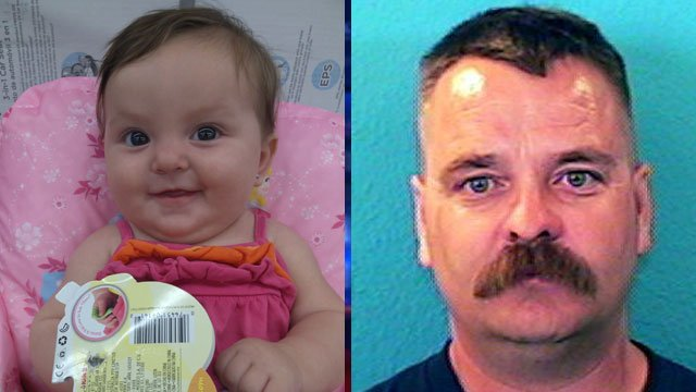 Aleeha Green (left) and her father, Jeff Green (right). (Source: Yuma Police Dept.)