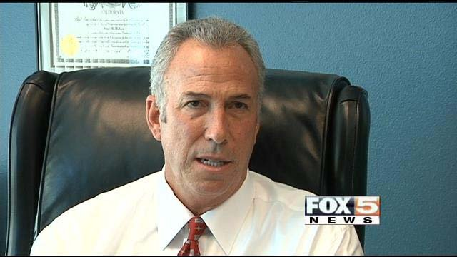 District Attorney Steve Wolfson characterized a double slaying in Henderson as a crime of emotion. (FOX5)