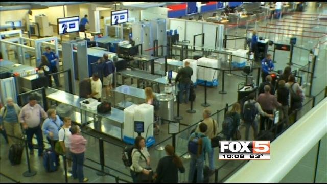 A Metro report revealed a 9-year-old stowaway blended in with a family that looked like him at security checkpoint before boarding a flight to Las Vegas. (FOX5)