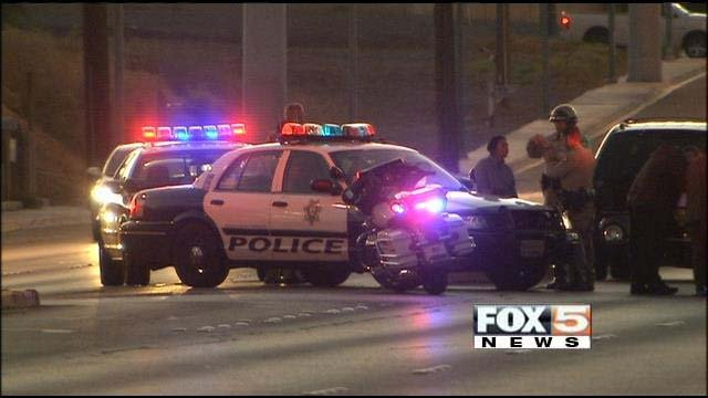 A 2-year-old was severely injured after falling from a moving SUV late Sunday. (FOX5)