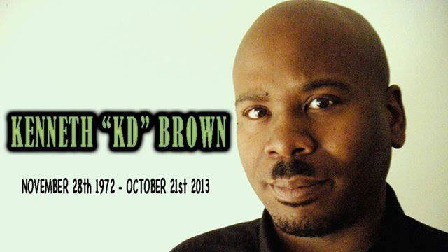 """A benefit show for Kenneth """"KD"""" Brown, who performed stand-up comedy, was planned for Oct. 26, 2013. Brown died as a result of a shooting at Drai's nightclub on Oct. 21, 2013. (Source: Facebook)"""