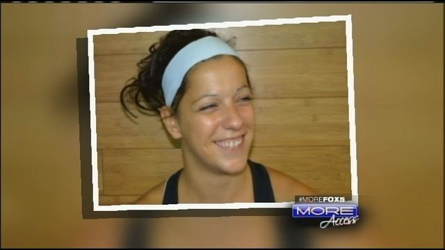 Sarah Guillot-Guyard is seen in this undated picture. (File/FOX5)