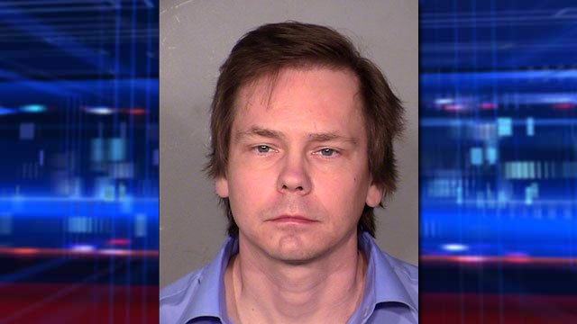Melvyn Sprowson, a former employee of Clark County School District, was arrested on Nov. 1, 2013. (Source: CCSD Police)