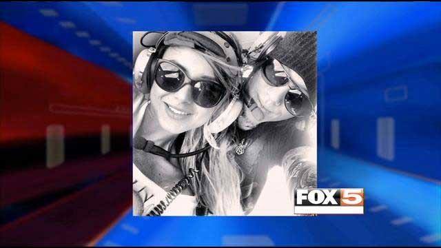 An August 2013 social media posting of Guns 'N' Roses guitarist DJ Ashba and his girlfriend prompted an internal probe at Las Vegas Metro police.  (Source: Instagram/DJ Ashba)