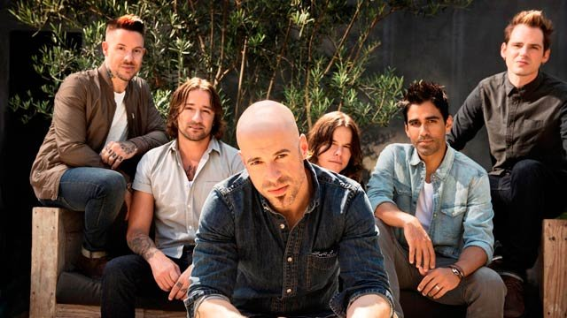 Daughtry (Photo provided by The Cosmopolitan of Las Vegas)