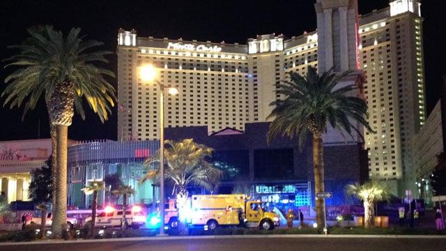 Monte Carlo Hotel Fire of The Monte Carlo Hotel