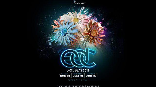 Electric Daisy Carnival Logo Vegas Electric Daisy C...