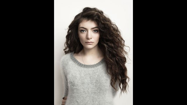 Lorde (Photo: Charles Howells)