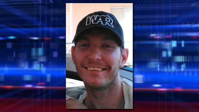 Joseph Wilcox, 31, was identified as the bystander who was shot and killed by a man and woman inside a Walmart store on June 8, 2014. (Source: Wilcox family)