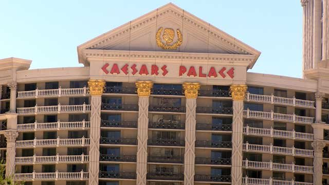 Federal agents believe eight people were involved in an illegal betting operation that took place in the high-roller villas at Caesars Palace. (FILE)