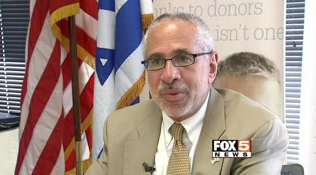 Las Vegas Jewish Federation President and CEO Elliot Karp discusses his recent experiences in Israel on Wednesday, July 16. (FOX5)