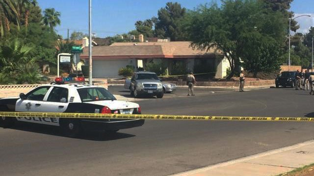 PD: Suspect, victim killed in east Vegas crime spree