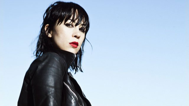 "Kirstin ""Dee Dee"" Gundred of The Dum Dum Girls. (Photo provided by Cosmopolitan of Las Vegas)"