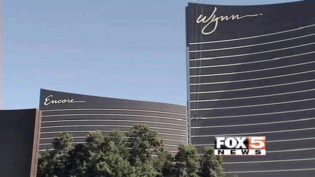 Las Vegas Metro police said two hotel guests at the Encore hotel-casino had watches stolen by three women on Aug. 17, 2014. (FOX5 FILE)