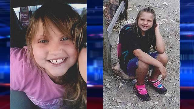 Undated photos of 8-year-old Isabella Grogan-Cannella, who went missing from her Bullhead City, AZ, home on Tuesday, Sept. 2. (Source: Bullhead City Police Dept.)