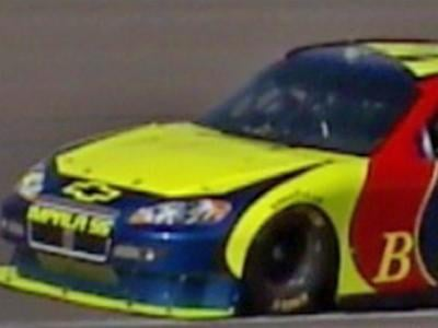 A NASCAR vehicle in an undated photo. (File/FOX5)