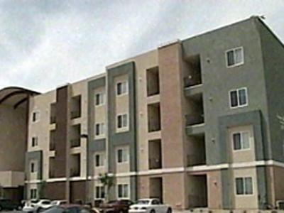 Low-income apartments appear in this undated file image. (Source: File/FOX5)