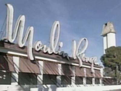 The Moulin Rouge was the first integrated casino in Las Vegas.