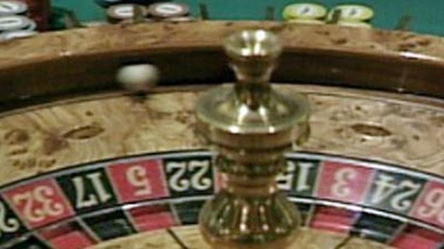 A roulette wheel is shown in an undated image. (File)