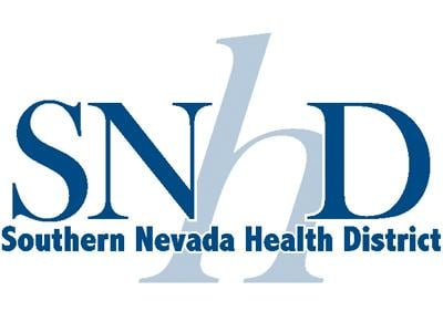 The logo for the Southern Nevada Health District. (File)