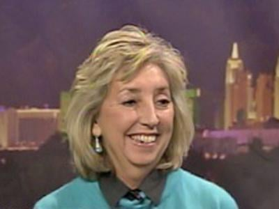Dina Titus is shown in an undated image. (File)