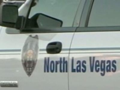 A North Las Vegas police vehicle is shown in an undated image. (Fox 5)
