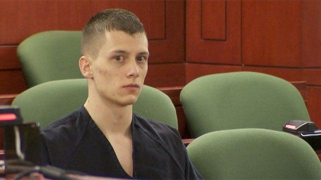 Man who shot woman in head on webcam gets prison