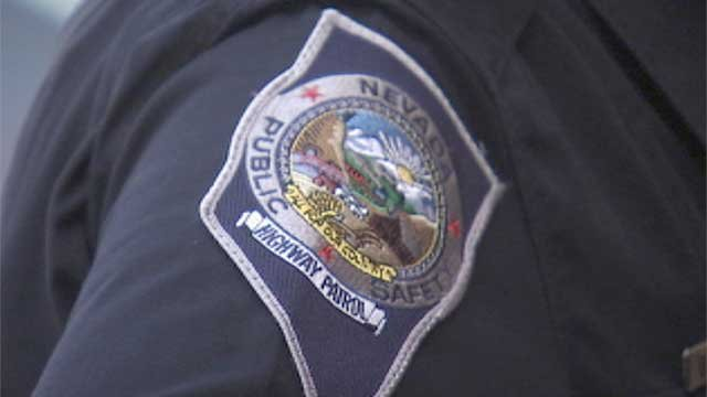 The emblem for the Nevada Highway Patrol is shown in an undated image. (FOX5 FILE)