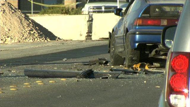 Street racing wrecks
