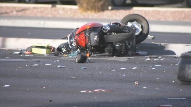 Coroner ids scooter rider killed in 5 vehicle crash fox5 for Green light motors fremont