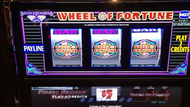 video slot machine winners