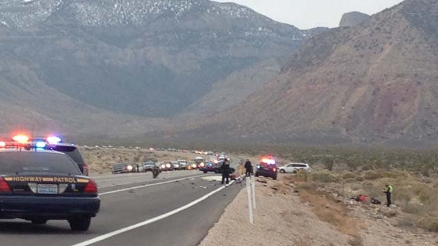 7 motorcycles involved in fatal crash on SR 160, rider identified