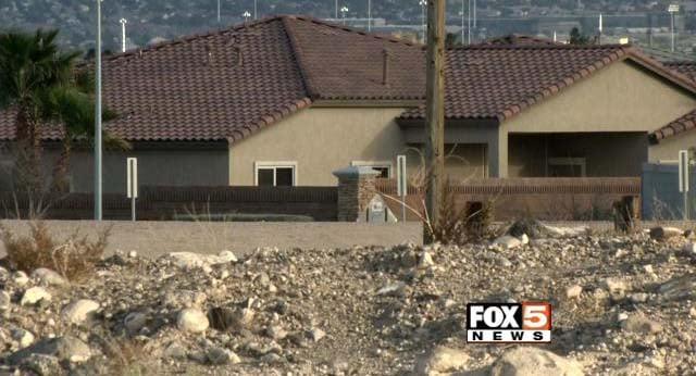 South Vegas residents oppose neighborhood cemetery