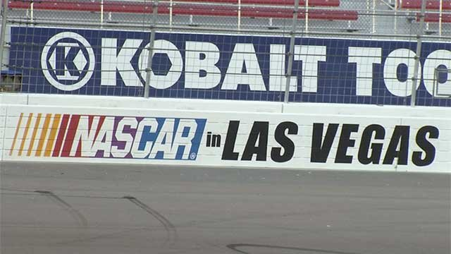 Slate of races ahead for vegas nascar weekend wsmv news 4 for Las vegas motor speedway events
