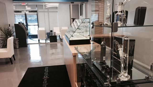 Nevada s first medical pot business set to open in vegas fox5 vegas kvvu - Cannabis interior ...