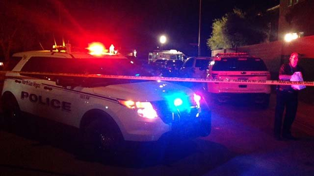 PD: 1 killed in North Las Vegas shooting