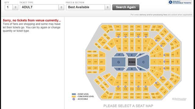 how to sell tickets on ticketmaster.ca