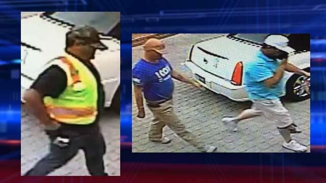 Las Vegas Police Burglars Posing As Tree Trimmers Fox5