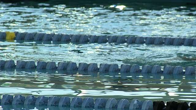 Las Vegas-area public swimming pool. (File/FOX5)