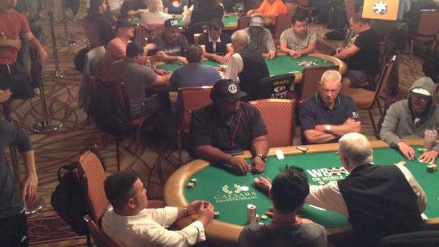 World Series of Poker kicking off at the Rio hotel-casino in Las Vegas. (File/FOX5)
