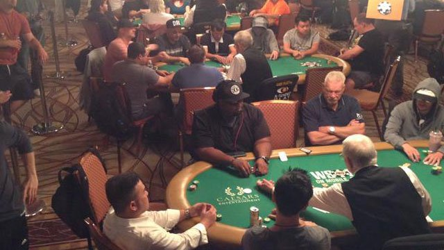 World Series of Poker kicking off at the Rio hotel-casino in Las Vegas. (File/FOX5)