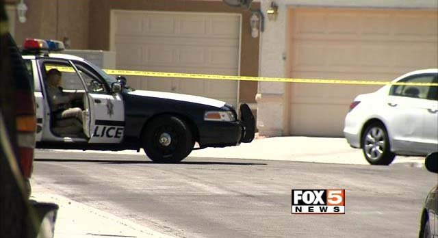 police investigating homicide in northwest las vegas fox5 vegas kvvu. Black Bedroom Furniture Sets. Home Design Ideas